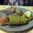 Pasta col ferretto con pescespada e melanzane